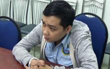 TP. HCM: Nhân viên bảo vệ trộm vàng trị giá 700 triệu đồng tại trung tâm thương mại Parkson Hùng Vương