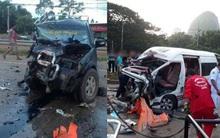 Thái Lan: Xe khách 16 chỗ đâm vào xe bán tải làm 4 người thiệt mạng, trong đó có một phụ nữ người Việt