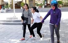 Nỗ lực của nữ sinh khuyết tật Đà Nẵng ước mơ làm phóng viên trong kỳ thi THPT quốc gia