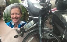 Công an đã tìm thấy chiếc xe đạp vẫn vẹn nguyên của nữ du khách đi xuyên Việt
