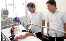 Vụ chiến sĩ PCCC hy sinh khi làm nhiệm vụ: 2 đồng nghiệp bị chấn thương cột sống cổ, gãy xương đùi