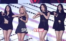 Fan hát theo át cả tiếng ca sĩ, lâu lắm rồi mới thấy T-ara được fan Hàn yêu thương như vậy