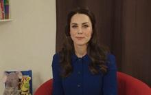 Công nương Kate lần đầu xuất hiện sau thông báo mang bầu lần 3, xanh xao vì ốm nghén nặng