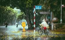 Miền Bắc bước vào đợt mưa Thu đầu tiên trong năm, thời tiết mát mẻ, se lạnh