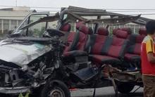Vụ tai nạn kinh hoàng khiến 6 người tử vong ở Tây Ninh: Nguyên nhân do tài xế xe khách 16 chỗ ngủ gật dẫn đến vượt tuyến, lấn làn
