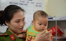 Xét nghiệm ADN bé trai được nữ thiếu úy công an cho bú: Đúng huyết thống bố mới được đón con về