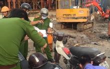 Va chạm với xe ben, người đàn ông bị cán qua người tử vong ở Sài Gòn