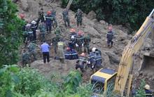 Tìm thấy một phần thi thể nạn nhân thứ 14 trong vụ sạt lở kinh hoàng ở Hòa Bình