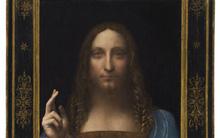 """Bức tranh """"Đấng Cứu Thế"""" của Leonardo da Vinci được bán với giá 450 triệu USD, trở thành tác phẩm đắt nhất mọi thời đại"""