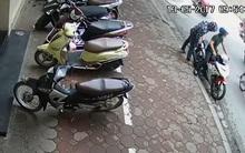 Hà Nội: Vào cửa hàng mua quần áo, khách bị mất xe Lead sau 3 phút