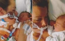 Tim ngừng đập khi sinh con, người mẹ bất ngờ tỉnh dậy sau 1 ngày mê man trên giường bệnh