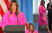 Đệ nhất phu nhân Mỹ rực sáng tại Liên Hợp Quốc