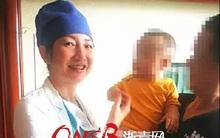 Bé trai 10 tháng tuổi bị sỏi thận do bố mẹ lười thay bỉm cho con