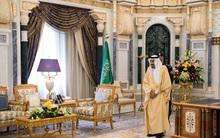 Cuộc sống xa hoa của quốc vương Saudi Arabia tại quê nhà