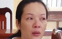 Bị phạt 30 năm tù, nữ bị cáo khóc như mưa