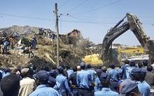Vụ sụp núi rác ở Ethiopia: Thương vong tiếp tục tăng
