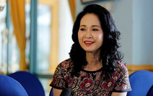 """NSND Lan Hương của """"Sống chung với mẹ chồng"""": """"Khi quay cảnh đám cưới vui vẻ cũng là lúc bố tôi qua đời"""""""