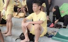 """Cầu thủ U15 Hà Nội: """"Người ta dọa cắt gân chân cháu thật"""""""