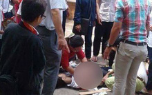 Mổ nối gân cho nữ sinh lớp 6 bị đâm sau vụ hỗn chiến trước cổng trường