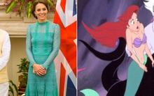 13 bộ cánh kinh điển của Kate Middleton khiến người ta nghĩ ngay tới công chúa Disney
