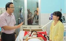 Tai nạn thảm khốc 13 người chết ở Gia Lai: CSGT đã nhìn thấy xe tải lao như bay