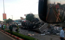 Tình người sau vụ tai nạn thảm khốc khiến 13 người chết tại Gia Lai