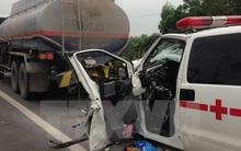 Bến Tre: Xe cấp cứu gây tai nạn khiến 1 người tử vong tại chỗ