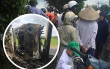 """Hai người bị dân vây giữ, đốt ô tô Fortuner: Chủ nhà bị chóng mặt nên tri hô """"thôi miên"""""""