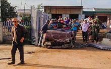 Ô tô mất lái gặp tai nạn kinh hoàng, 6 người nguy kịch