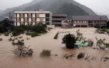 4 người chết và mất tích ở Nhật Bản do bão Talim
