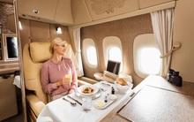 Emirates ra mắt khoang hạng nhất mới siêu sang trên Boeing 777-300ER: lấy cảm hứng Mercedes-Benz S-Class, tích hợp ghế không trọng lực và cửa sổ ảo