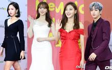 Thảm đỏ Melon: Mỹ nhân ngực khủng vô danh át cả Kim So Hyun, TWICE, EXO và Wanna One đẹp trai như hoàng tử