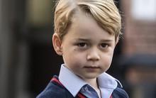 Được phép xin ông già Noel 5 món quà nhưng hoàng tử George chỉ xin duy nhất 1 món quà này mà thôi