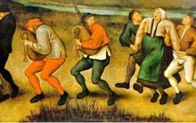 """""""Điệu nhảy của quỷ"""" - bí ẩn rùng rợn gây nên cái chết của hàng chục nghìn người ở Châu Âu"""