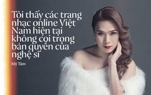 Mỹ Tâm và những động thái tiên phong bảo vệ bản quyền âm nhạc đến cùng tại Việt Nam