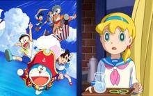 Xuất hiện bản sao y hệt Xuka trong phim mới của mèo máy Doraemon!