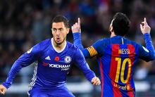 Messi, Hazard và 10 pha solo làm bàn đỉnh nhất năm 2017