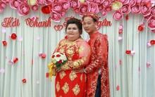Vỗ béo người yêu từ 90kg lên 120kg rồi mới cưới, ông chồng của năm đây rồi!