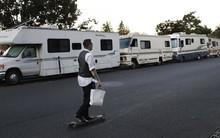 Góc khuất ở Thung lũng Silicon, nơi những người có việc làm ổn định vẫn phải sống như vô gia cư