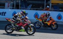Hành trình thi đấu của hai tay đua Việt Nam tại giải đua Motor châu Á ARRC 2017
