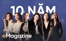 """10 năm và 6 hot girl hàng đầu: Từ """"cơn sốt"""" MXH trở thành những cô gái quyền lực của giới trẻ Việt"""