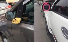 Năm hết tết đến, xe hơi độ gương xuất hiện đầy đường vì gương xịn đã bị bẻ trộm