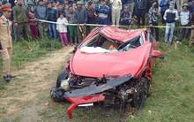 Ô tô chìm nghỉm dưới lòng sông suốt đêm, tài xế chết thảm trong xe mà không ai hay biết
