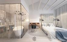 Tại sao nhiều khách sạn lại làm phòng tắm trong suốt? Lý do chưa chắc đã như bạn nghĩ đâu