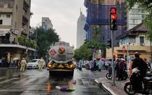 Nữ sinh 18 tuổi chết thảm dưới bánh xe bồn ở trung tâm Sài Gòn
