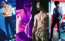 """Minh chứng """"body siêu thực"""" của các nam thần Kpop: Ảnh fan chụp vội chưa qua chỉnh sửa còn tôn dáng hơn!"""