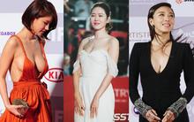 Những màn hở bạo gây sốc đi vào lịch sử showbiz Hàn: Nữ thần càng được tôn vinh, sao nữ vô danh bỗng được săn đón