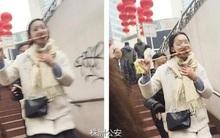 """Chụp ảnh """"dìm hàng"""" bạn thân, cô gái vô tình ghi lại được khoảnh khắc đáng giá, giúp tóm gọn kẻ móc túi lưu manh"""
