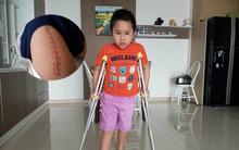 Mẹ của học sinh gãy chân ở trường Nam Trung Yên chia sẻ toàn bộ hành trình đòi công lý cho con trai