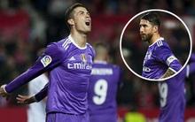 Chửi Ramos, coi thường đồng đội, Ronaldo đang xem trời bằng vung
